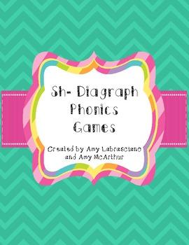 Consonant Digraphs- sh, th