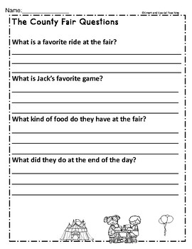 Consonant LE Final Stable Syllable  Stories Level 2 Unit 17 Intervention RTI