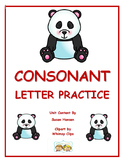 Letter and Sounds Practice for Preschool and Kindergarten