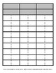 Consonant Phonics Patterns Picture/Word Sorts (B)