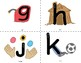 Consonant Picture Cards - Lesson and Games