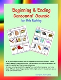 Consonant Sounds - Beginning and Ending