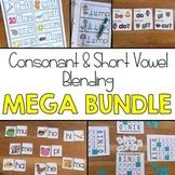 Consonant Vowel Blend MEGA BUNDLE