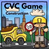 Kindergarten - Special Education -CVC Game Picture-Word