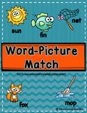 Consonant Vowel Consonant Word-Picture Match