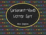 Consonant-Vowel Sort