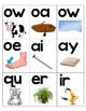 Consonant & Vowel Sound Picture Reminder Cards