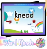 Consonant and Digraphs   Read and say it out loud   BOOM Cards