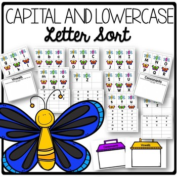 Consonant and Vowel Sort
