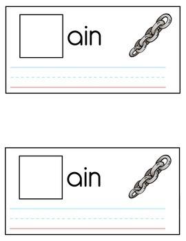 Consonant digraphs!