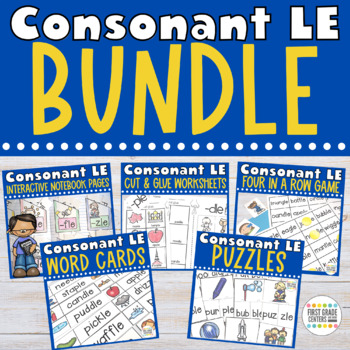 Consonant le Final Stable Syllable Bundle