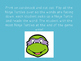 Consonant -le Ninja Turtle Battle -Orton Gillingham