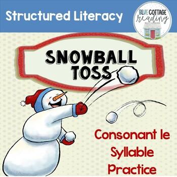 Consonant le Snowball Fight