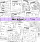 Consonant - le Worksheets, Poster, and Activity
