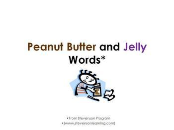 Consonant-vowel-vowel-consonant word lists and activities