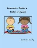 Consonantes, Sonidos y Silabas