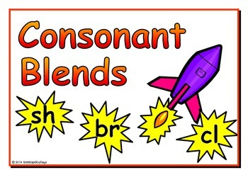Consonants Blends