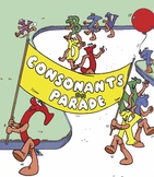Consonants on Parade Compete Program All 12 Lessons