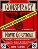 Conspiracy: Movie Questions -- Editable / Examview Version