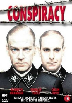 Conspiracy: Movie Worksheets (Wannsee Conference Movie Worksheets)