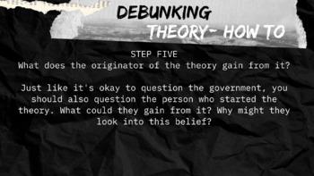 Conspiracy Theories-EDITABLE