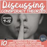 Conspiracy Theories- Conversation Starters