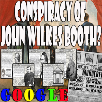 Conspiracy of John Wilkes Booth?
