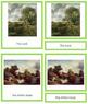 Constable (John) 3-Part Art Cards - Color Borders