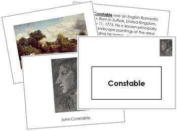 Constable (John) Art Book