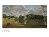 Constable Wivenhoe Park Romantic Era Grades 1-2