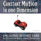 Constant Motion in 1 Dimension | Investigation in Motion and Graphing