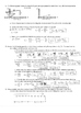 Constant Velocity Test Review Key