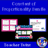 Constant of Proportionality Bundle