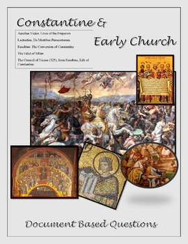 Constantine and the Early Church