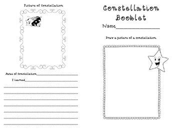 Constellation Booklet