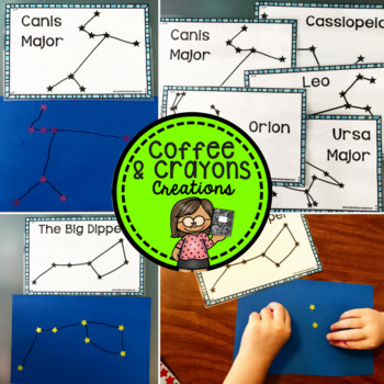 Constellation Cards/Activity