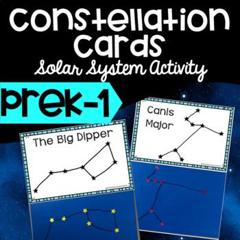 Constellation Cards/Activity