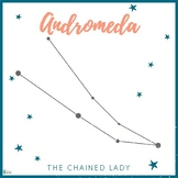 Constellation Cards | Set of 26 Printable Constellation Ca