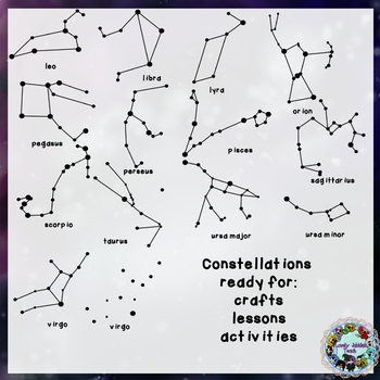 Constellation Clip Art
