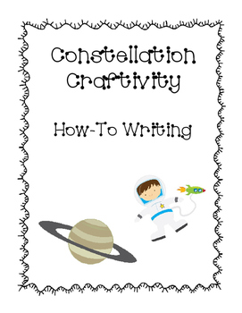 Constellation How-To Craftivity Freebie