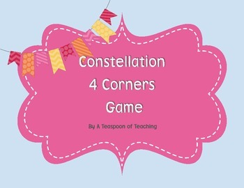 Constellation Matching Game