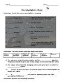 Constellation Quiz