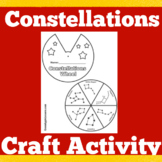 Constellation Worksheet Activity