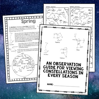 Constellations Across the Year: Observation Guide