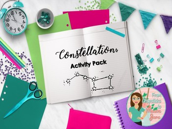 Constellations Activity Pack (Interactive Activities to Engage Students)