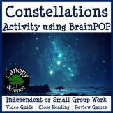 Constellations Activity using BrainPOP