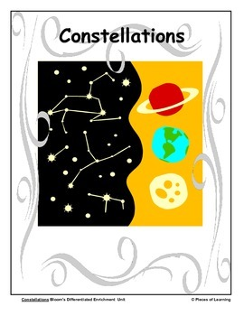 Constellations - Differentiated Blooms Enrichment Unit