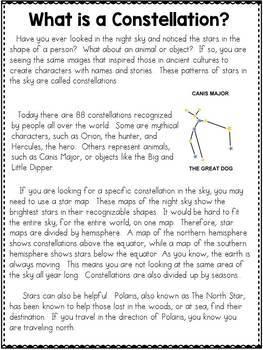 Constellations Unit