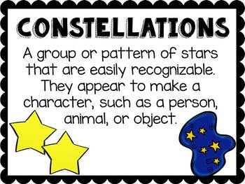 Constellations Posters