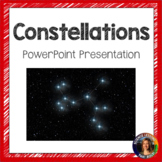 Constellations SMART notebook presentation